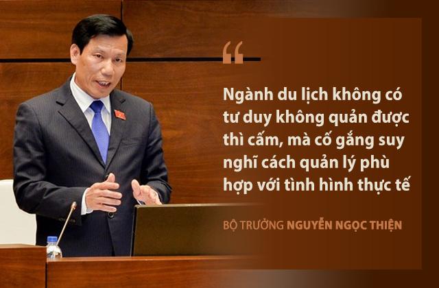 Những phát ngôn nổi bật trong phiên chất vấn Bộ trưởng Bộ Văn hóa, Thể thao và Du lịch - Ảnh 2.