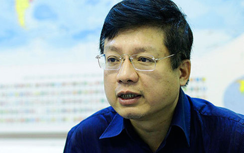 Cục trưởng Cục Phát triển doanh nghiệp Hồ Sỹ Hùng