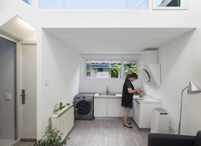 Thật khó tin, căn nhà tuyệt đẹp này chỉ mất hơn 200 triệu đồng và 1 ngày để hoàn thành