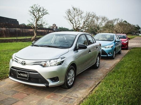 Công ty Ô tô Toyota Việt Nam (TMV) đã thông báo triệu hồi triệu hồi hơn 20.000 xe Vios và Yaris.