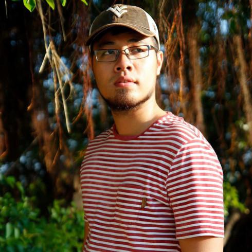 Đạo diễn trẻ Đinh Tuấn Vũ.