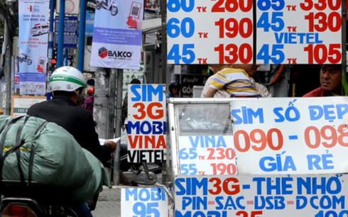 Dịch vụ chuyển mạng giữ số sẽ thúc đẩy thị trường viễn thông cạnh tranh tích cực về chất lượng, giúp bảo vệ quyền lợi khách hàng.Ảnh: vov.vn