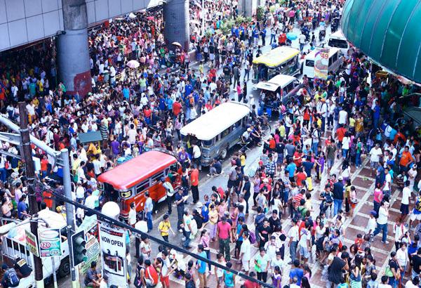 Dân số Philippines sẽ tăng nhanh nhất châu Á trong vài thập kỷ tới