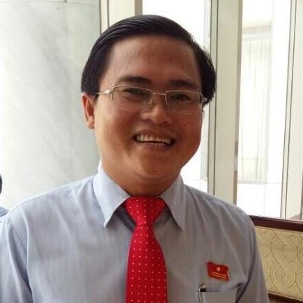 Ông Cao Thanh Bình, Phó trưởng Ban Kinh tế - Ngân sách HĐND TP HCM: