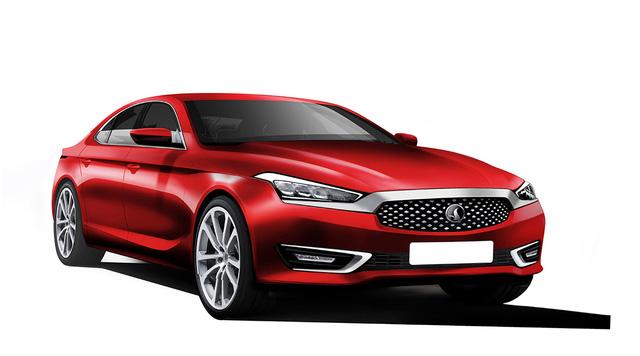 TRN Sedan 03 - Tốc độ và trẻ trung. Thiết kế bởi Torino mang đầy sức sống tuổi trẻ.