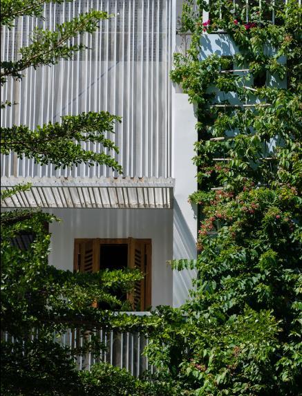 """Ngôi nhà ống đẹp như """"Resort"""" ở Nha Trang xuất hiện trên báo Mỹ - Ảnh 2."""