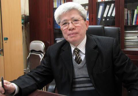 GS Nguyễn Đình Cử.