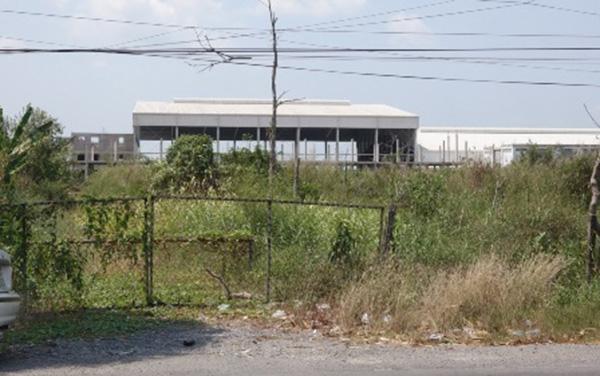 Trụ sở Công ty Tây Nam tại Hậu Giang vào năm 2016
