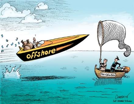 Cần có những hình phạt đủ lớn cho việc trốn thuế.