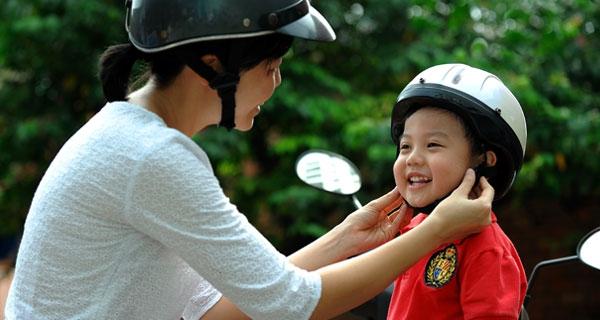 Hãy giúp bé hình thành thói quen tuân thủ kỷ luật từ những hành động nhỏ nhất. Ảnh minh họa.