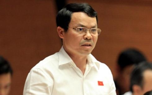 ĐBQH Nguyễn Tiến Sinh