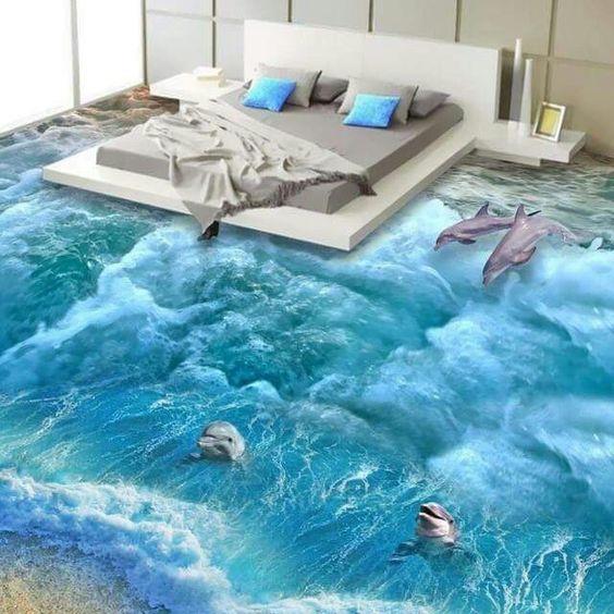 photo 2 1509084163096 Nhà đẹp mê mẩn với công nghệ sàn 3D
