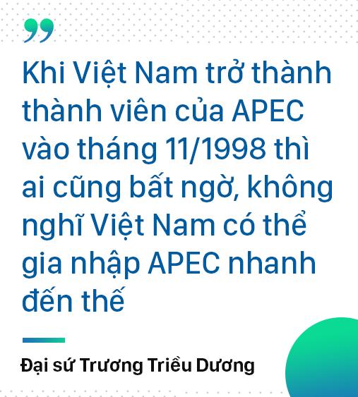 Người Việt Nam đầu tiên dự APEC kể về bản đề án viết trong 2 tuần và cuộc họp lúc 1h đêm - Ảnh 3.