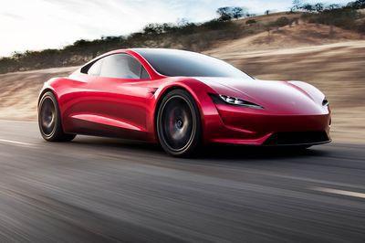 Xe Roadster mới của Tesla