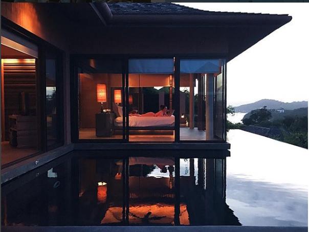 Resort 5 sao như thiên đường luôn là lựa chọn hàng đầu của người đẹp.