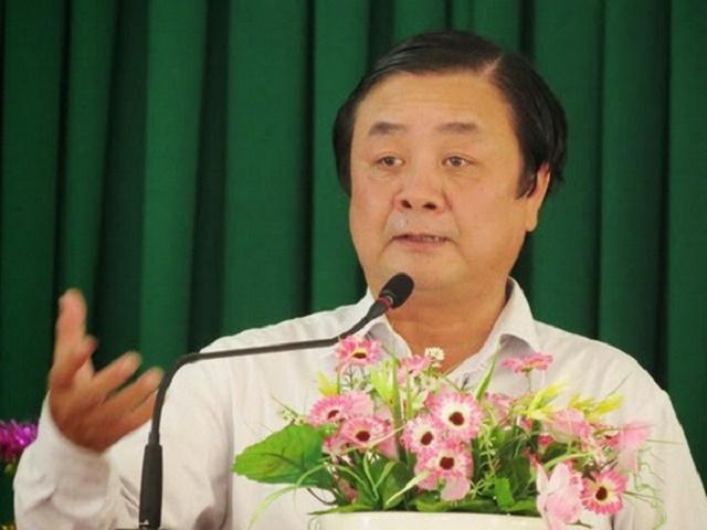 Ông Bí thư tỉnh ủy đam mê khởi nghiệp Lê Minh Hoan