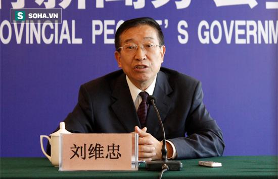 Bác sĩ Lưu Duy Trung, chuyên gia dưỡng sinh Đông y Trung Quốc, Phó hội trưởn hội Trung y học Trung Hoa.