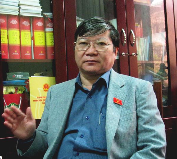 Ông Lê Như Tiến: Từ nay, quan tham sẽ không còn được hạ cánh an toàn.