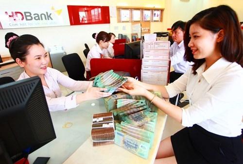 Tiền gửi đang tiếp tục tăng vào hệ thống ngân hàng trong hai tháng gần đây