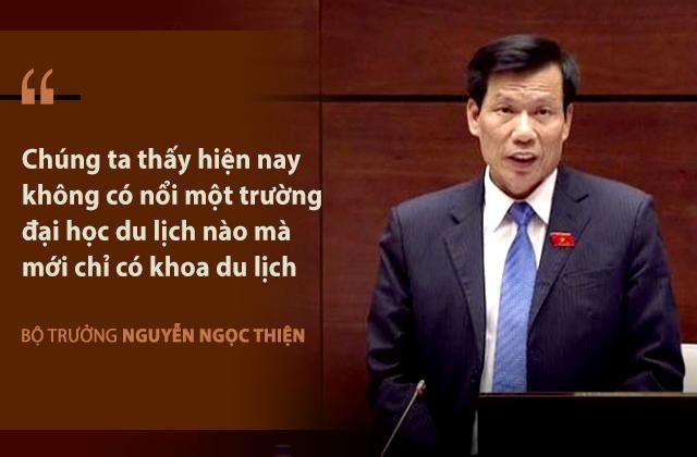 Những phát ngôn nổi bật trong phiên chất vấn Bộ trưởng Bộ Văn hóa, Thể thao và Du lịch - Ảnh 3.