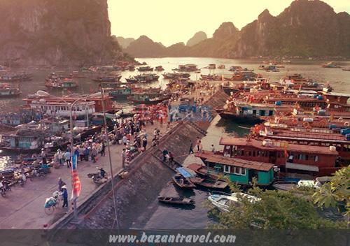 Di tích thương cảng Vân Đồn