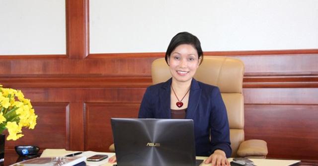 Bà Lê Thị Thu Thủy tốt nghiệp cử nhân kinh tế tại Đại học Ngoại Thương.