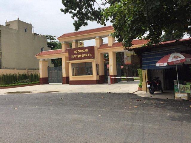 Trại giam T16 - Bộ Công an