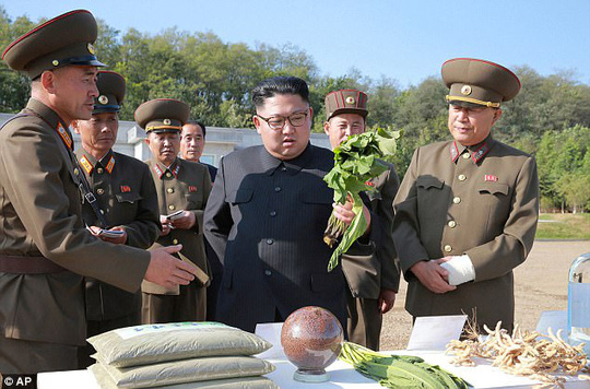 Bộ Ngoại giao Mỹ nói rằng giới chức Triều Tiên không hề có dấu hiệu nào chứng tỏ họ quan tâm hay sẵn sàng đàm phán về phi hạt nhân hóa. Ảnh: AP
