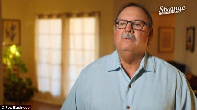 Jock Taylor, người tìm thấy chiếc quần jeans và cho rằng nó thuộc về kỵ ông Solomon Warner