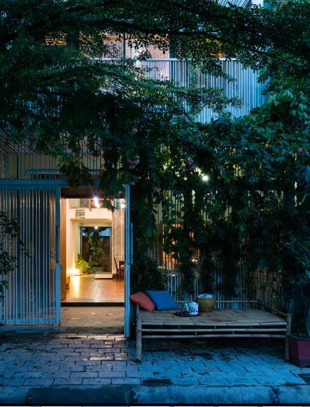 """Ngôi nhà ống đẹp như """"Resort"""" ở Nha Trang xuất hiện trên báo Mỹ - Ảnh 4."""