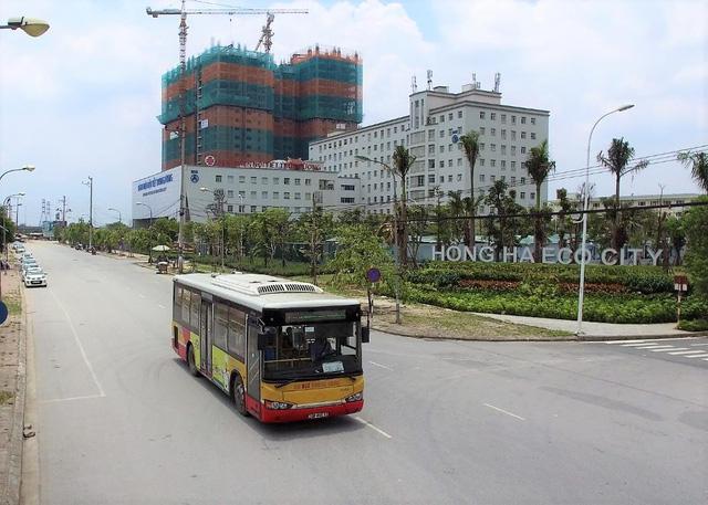 Tứ Hiệp Plaza nằm trong khu đô thị Hồng Hà Eco city, đối diện Công viên Yên Sở gần các khu tiện ích như trường học, bệnh viện, trung tâm thương mai, nhà văn hóa, công viên, khu vui chơi…