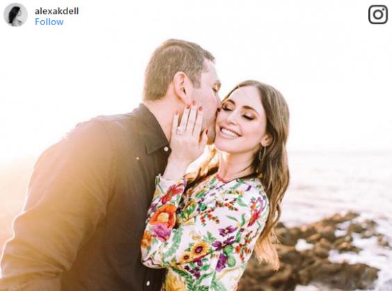Alexa và Harisson (Nguồn: Instagram).