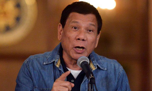 Tuy các đơn vị chống ma tuý bị giải thể, ông Duterte vẫn sẽ theo đuổi cuộc chiến chống ma tuý đến cùng.