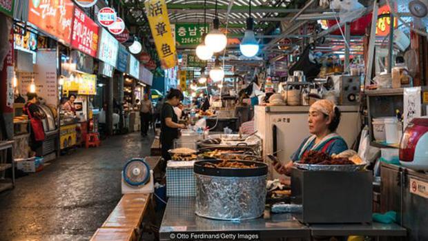 Người Hàn Quốc cũng có tuổi thọ rất cao trên thế giới.