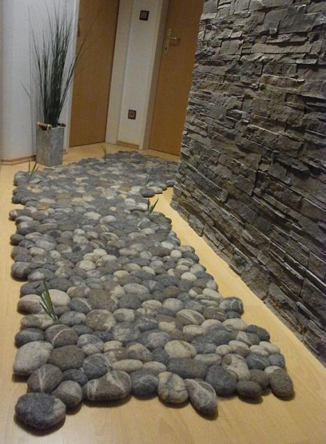 Nhưng nếu bạn biết cách khéo léo sử dụng chúng để lát nền nhà hay hành lang lối đi cũng sẽ mang lại giá trị thẩm mỹ tuyệt đẹp.