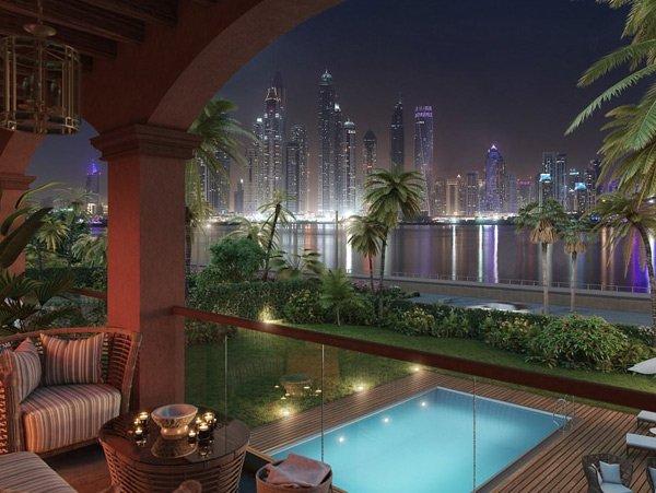 Mỗi biệt thự này có giá từ 10,8-24,3 triệu USD.