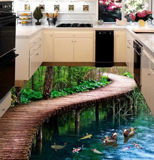 photo 6 1509084163106 Nhà đẹp mê mẩn với công nghệ sàn 3D