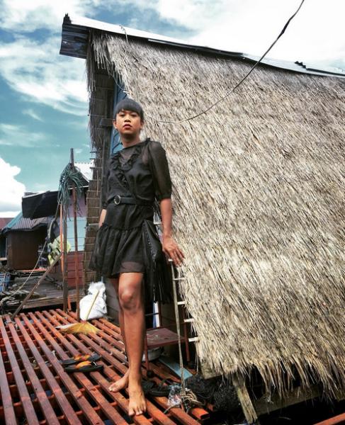 Vẻ đẹp đầy khác biệt của người dẫn chương trình nổi tiếng nhất Thái Lan.