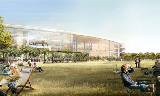 """Trông tương lai, nơi đây sẽ trở thành """"tòa nhà văn phòng tốt nhất trên thế giới."""