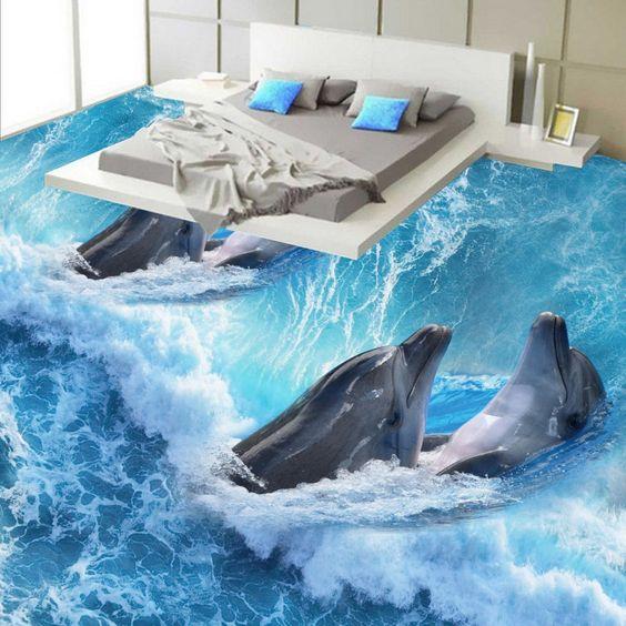 photo 7 1509084163108 Nhà đẹp mê mẩn với công nghệ sàn 3D