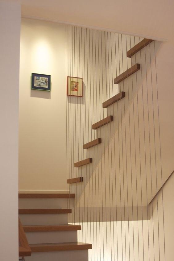 Với thiết kế thanh mảnh, nhẹ nhàng loại cầu thang này còn có thể dễ dàng lau chùi vệ sinh hàng ngày, bạn có thể dùng giấy mềm, rẻ lau đều có thể giúp chúng được sạch bóng như mới.