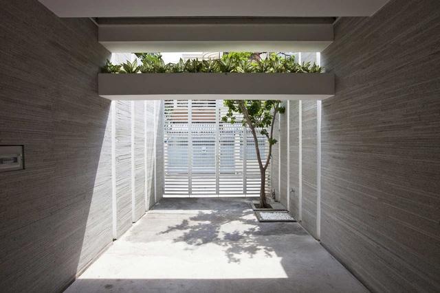 photo 8 1483242211000 Khám phá ngôi nhà để sống xanh giữa lòng Sài Gòn xô bồ