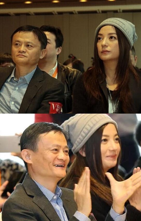 Ai cũng biết vợ chồng Triệu Vy và tỷ phú giàu có nhất nhì Trung Quốc là Jack Ma có quan hệ vô cùng thân thiết.