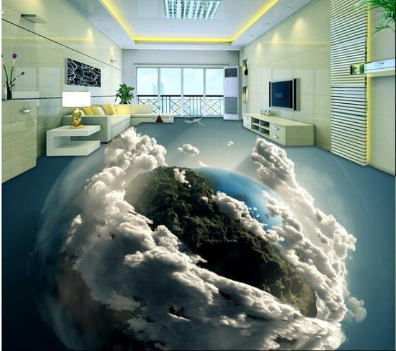 photo 8 1509084163118 Nhà đẹp mê mẩn với công nghệ sàn 3D