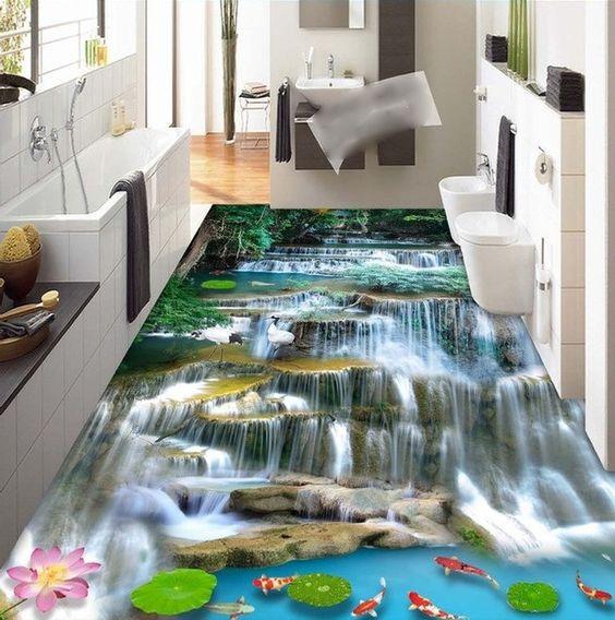 photo 9 1509084163119 Nhà đẹp mê mẩn với công nghệ sàn 3D