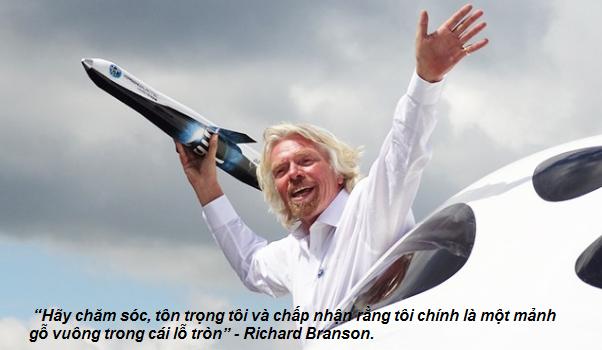 Tỷ phú người Anh - ông Richard Branson.