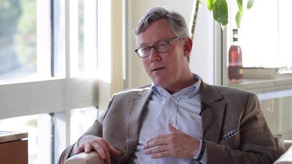 Ông Brian Halligan, nhà đồng sáng lập kiêm CEO của công ty dịch vụ marketing, bán hàng HubSpot.