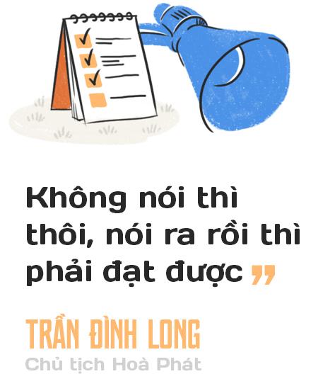 """Chủ tịch Hòa Phát Trần Đình Long: """"Mình thích thì mình làm thôi"""" - Ảnh 5."""