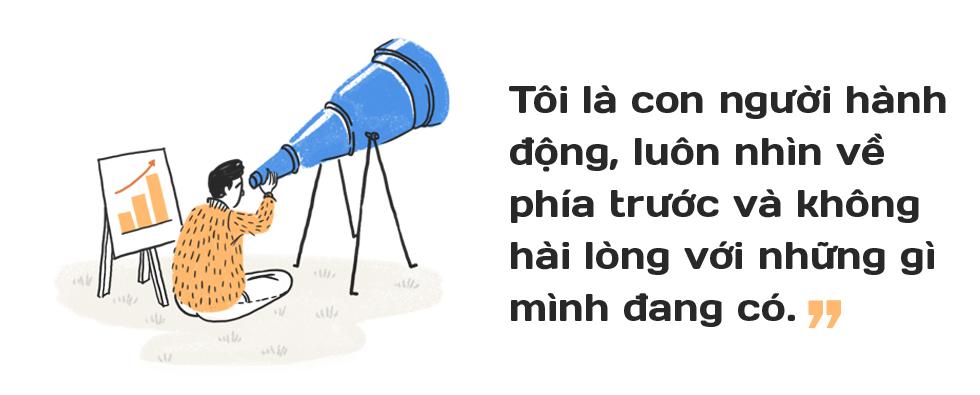 """Chủ tịch Hòa Phát Trần Đình Long: """"Mình thích thì mình làm thôi"""" - Ảnh 8."""