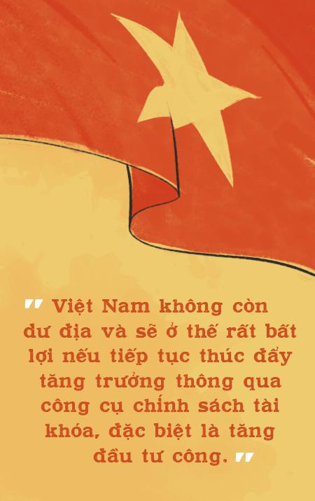 TS Vũ Minh Khương: Đẩy tăng trưởng bằng tăng cung tiền, giảm lãi suất giống như thúc người áp huyết cao ăn nhiều thịt bò - Ảnh 10.